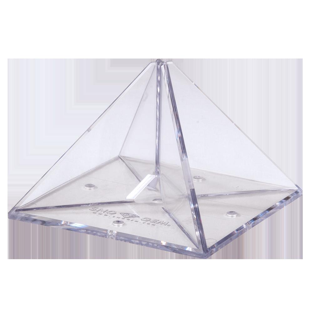Original Polycarbonate Snow Guard Clear