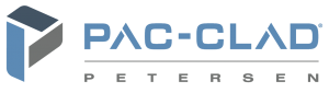 Petersen Pac-Clad Color Chart Logo