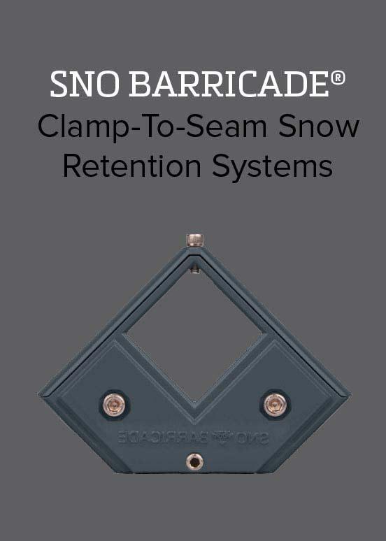 Home Sno Gem Snow Guards And Snow Retention Systems